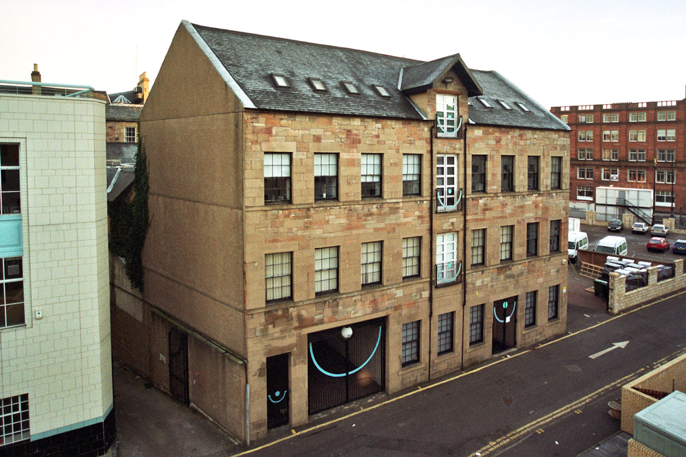 Cumbrae House, Glasgow