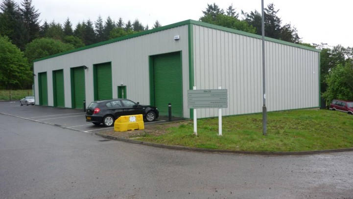 Site 23 – Kilmory Industrial Estate, Lochgilphead