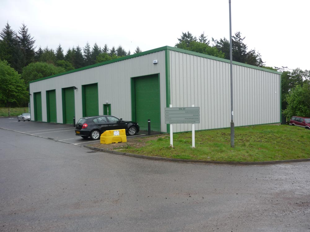 Site 23 – Kilmory Industrial Estate, Lochgilphead