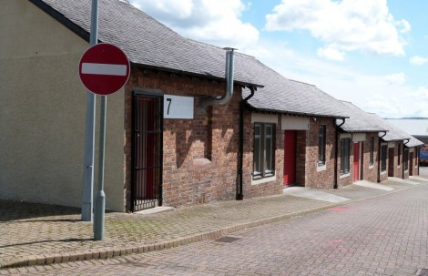 Highhouse Industrial Estate, Auchinleck