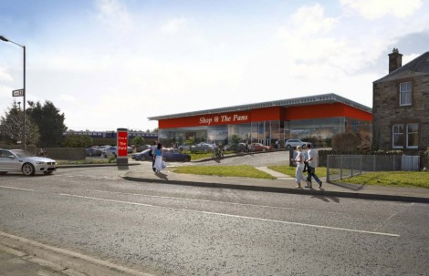 All Enquiries –  Phase 2, Mid- Road, Prestonpans SOLD SUBJECT TO PLANNING