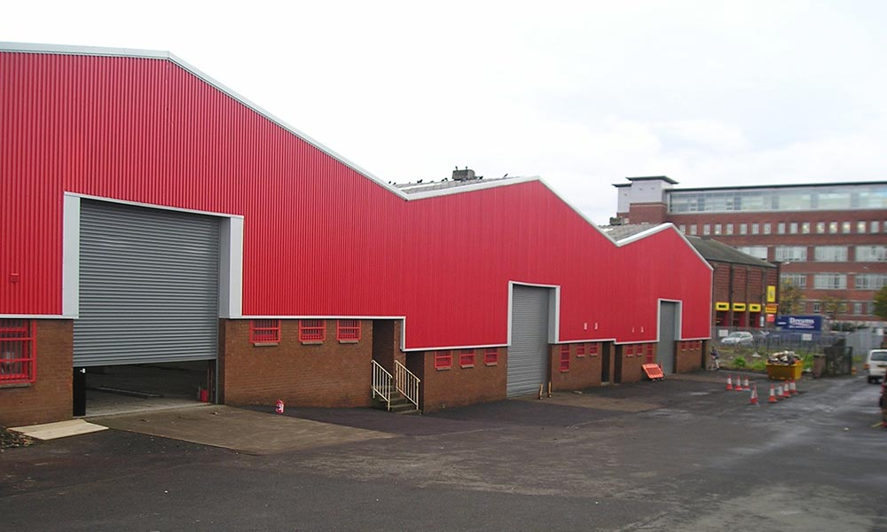 City Park Industrial Estate, Glasgow