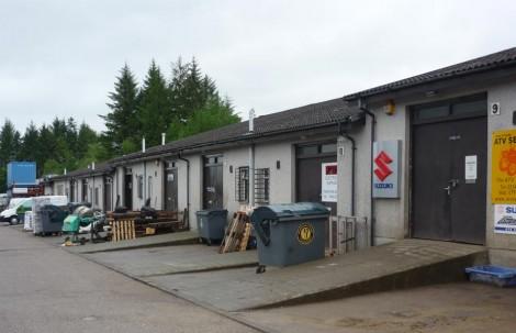 Site 6/7 – Kilmory Industrial Estate, Lochgilphead