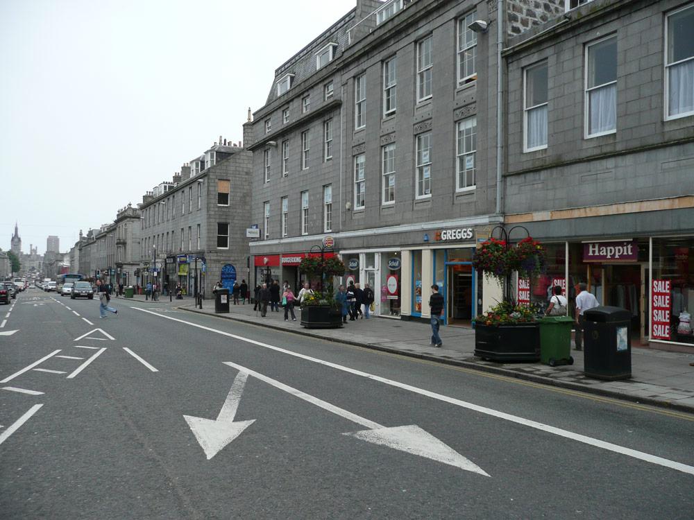 Union Street, Aberdeen