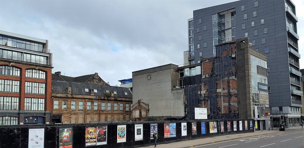 Development Site For Sale – The Jewel, Clyde Street, Glasgow (JV Proposals Considered)