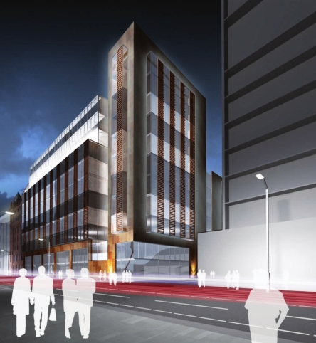 Development Site For Sale – The Jewel, Clyde Street, Glasgow
