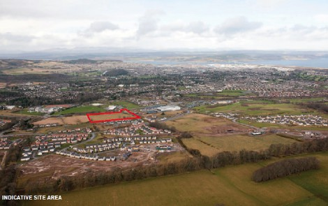 Tweed Estate, Inverness