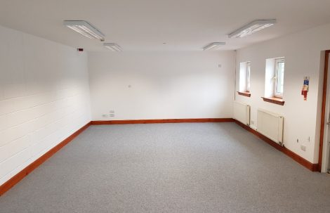 To Let – 600sqft Office Suite, Glenshellach House, Oban