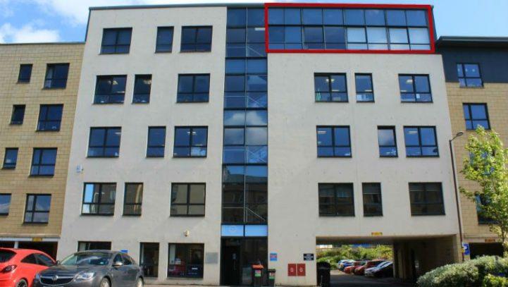 To Let – 1,120sqft Office Suite, Carmichael Place, Edinburgh