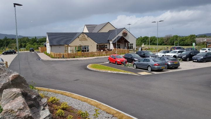 Marston's Inns, Aignish Drive, Inverness