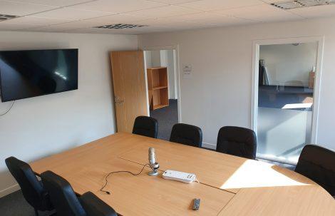 To Let – 1,108sqft Office Suite, Metropolitan House – Inverness